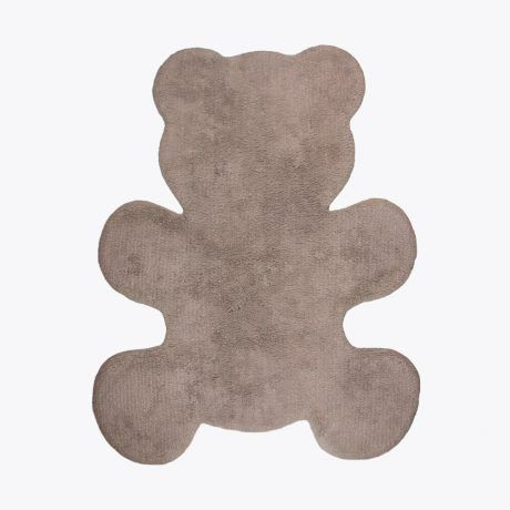 Alfombra Little Teddy Taupe
