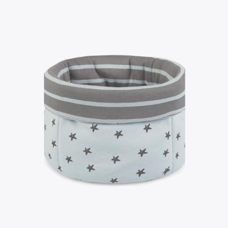 Cesta Little Star Azul