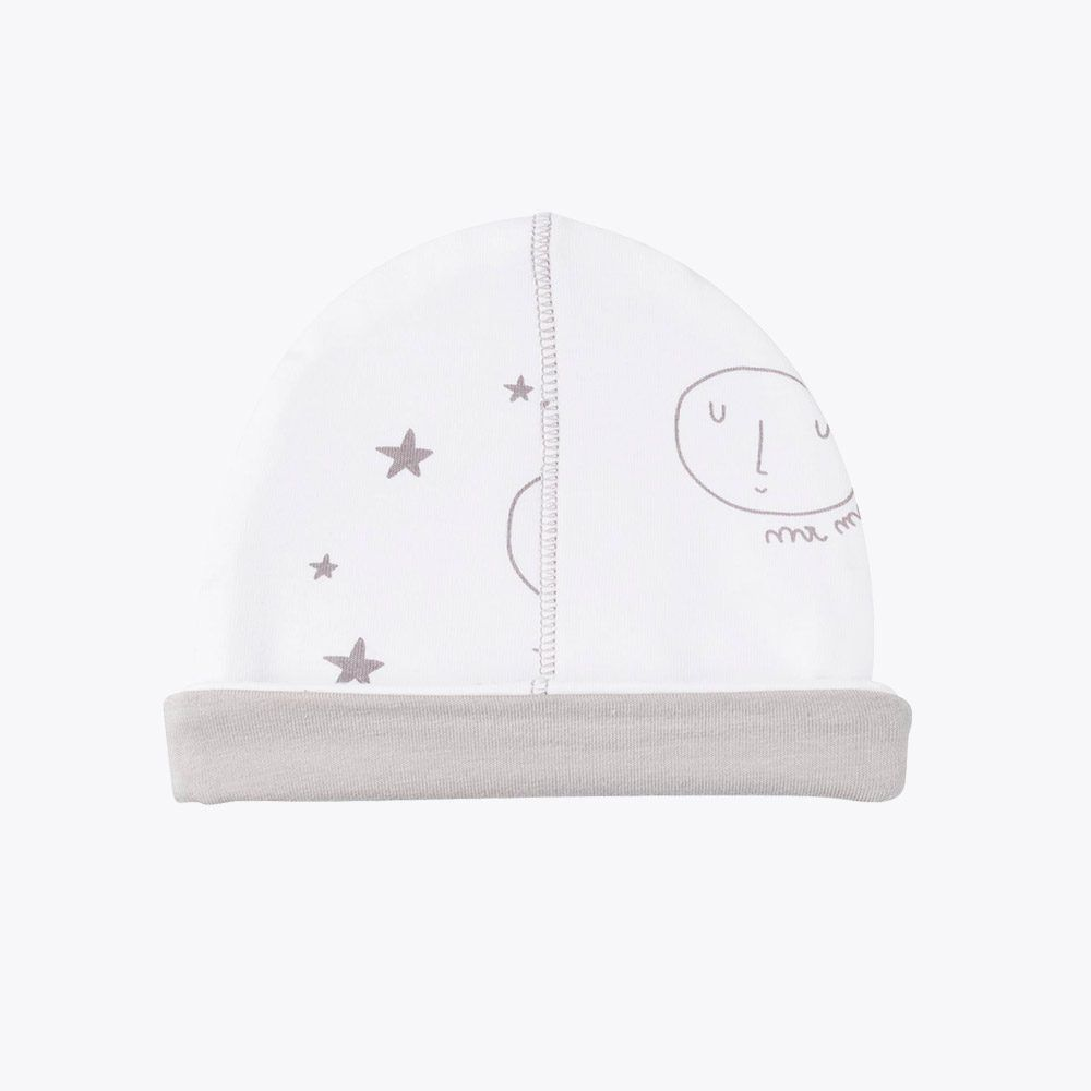 Gorro Mr. Moon Blanco