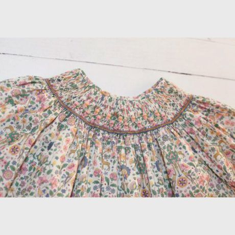 Jesusito Smock Ciclamen Liberty London